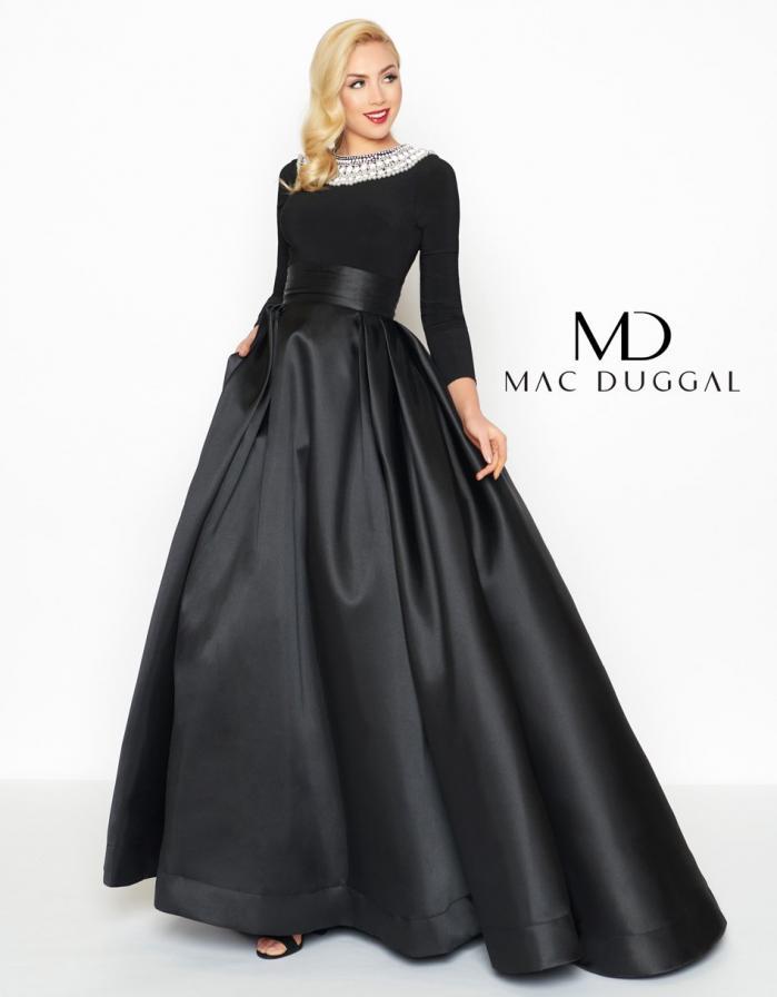 12093r black dress