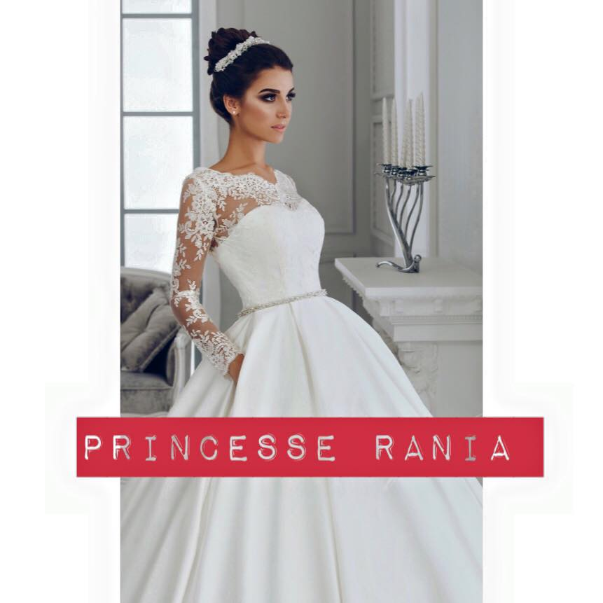 princesse rania location robe
