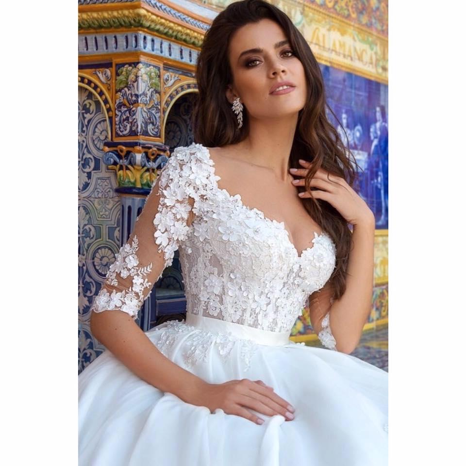 Robes de cocktail haute couture pour mariage