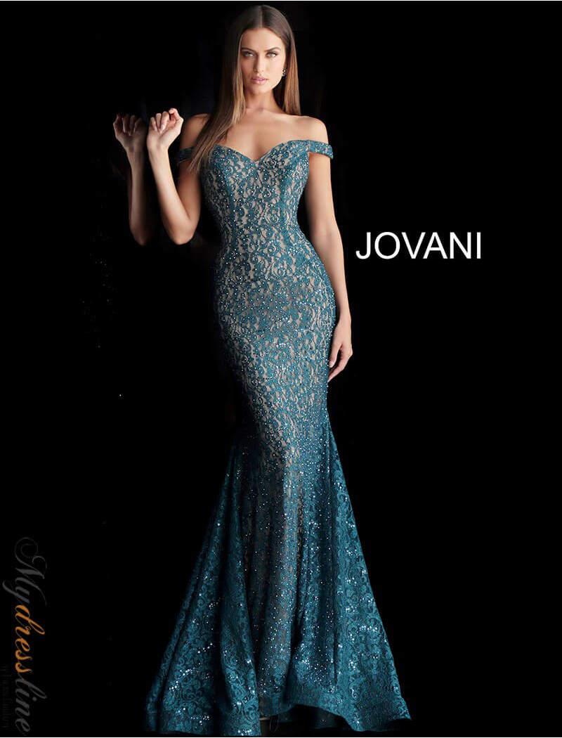 Jovani 64521 peacock 5 800x1050